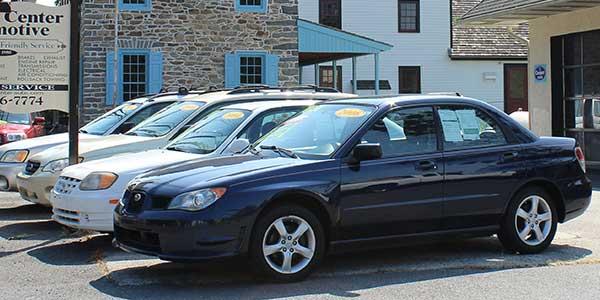 Car Sales at Village Center Automotive