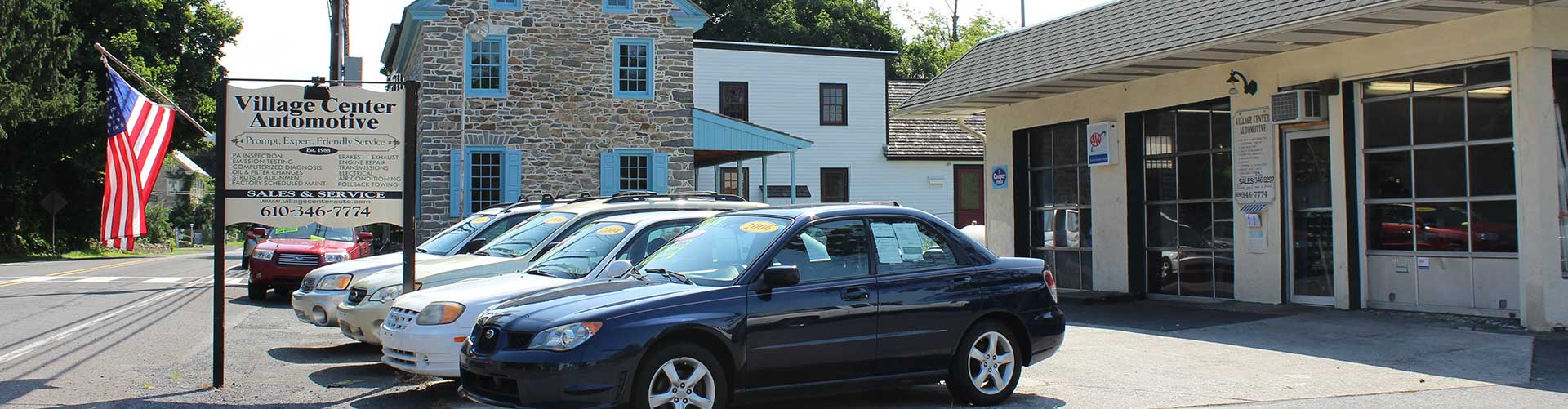 Village Center Automotive