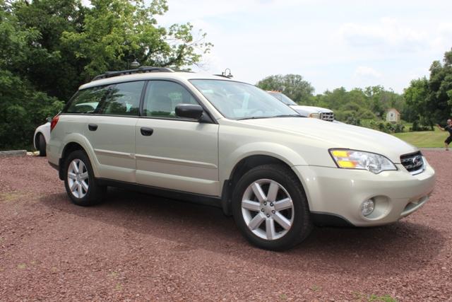 2007 Subaru Outback S/W AWD