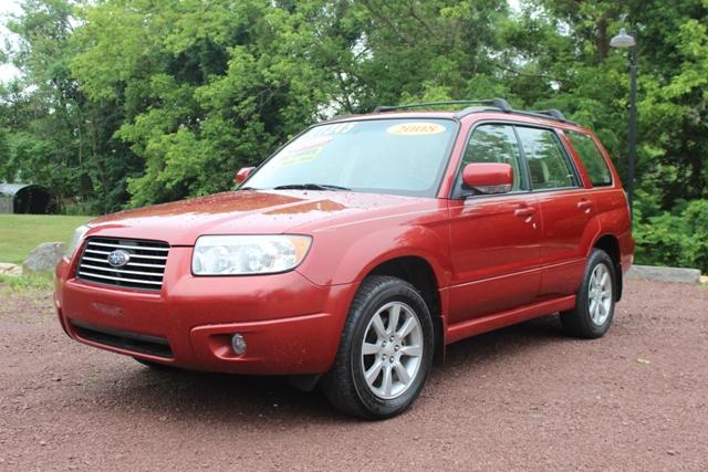 2008 Subaru Forester Prem. Pkg. AWD