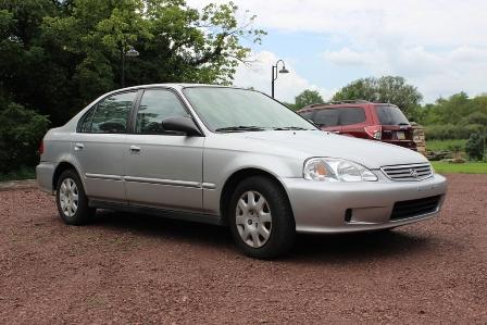 1999 Honda Civic, 4 Door