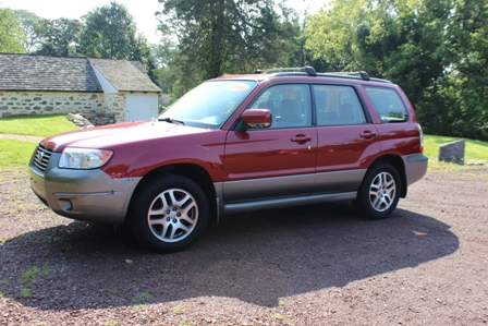 2006 Subaru Forester LL Bean