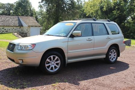 2006 Subaru Forester X