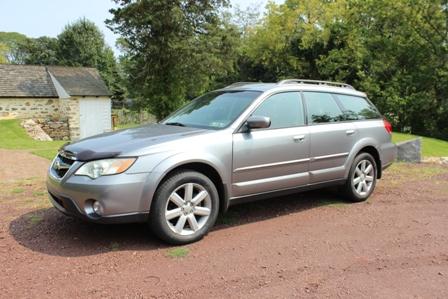 2008 Subaru Outback Ltd
