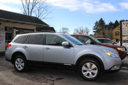 2012 Subaru Outback 2.5i Ltd.