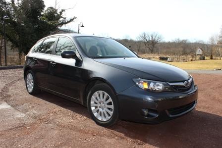 2011 Subaru Impreza O/B Sport