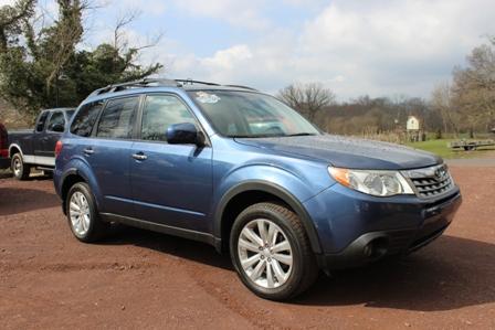 2011 Subaru Forester X Ltd.