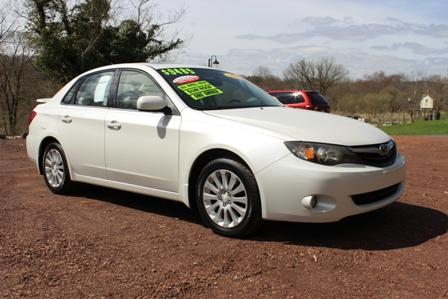 2010 Subaru Impreza Premium Pkg.