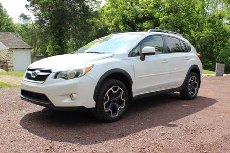 2013 Subaru Crosstrek Ltd.
