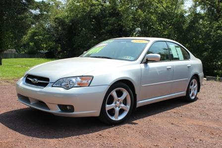 2007 Subaru Legacy Ltd