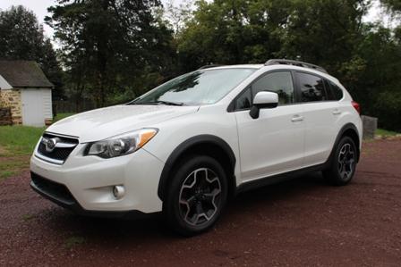 2014 Subaru Crosstrek Ltd